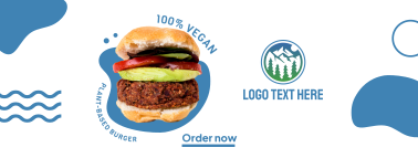 Vegan Meat Facebook cover