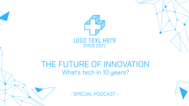 Technology Podcast Facebook event cover