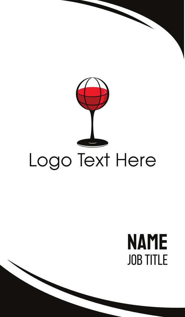 Wine Atlas Business Card