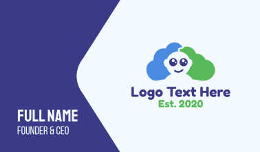 Baby Cloud Business Card