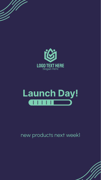 Loading Launch Day Facebook story
