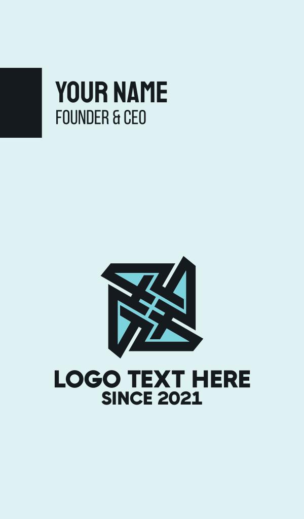 Techy Gamer Business Card
