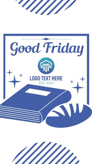 Good Friday Facebook story