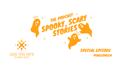 Spooky Stories Facebook event cover