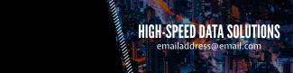 Tech Cityscape LinkedIn banner