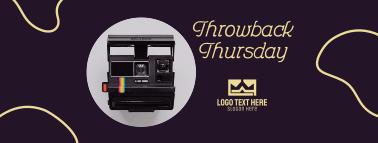 Throwback Thursday Facebook cover