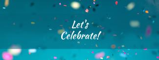 Colorful Confetti Facebook cover