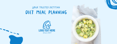 Diet Meal Planning Facebook cover