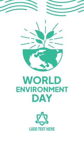 World Environment Day 2021 Facebook story