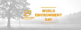 World Environment Day 2021 Facebook cover