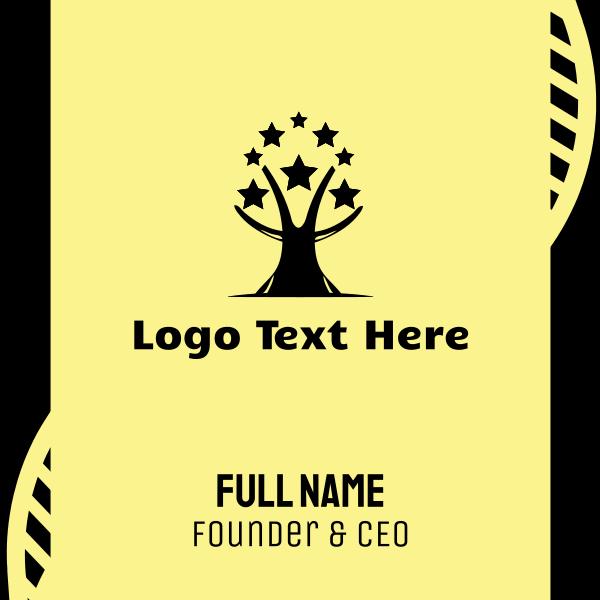 Star Tree Business Card