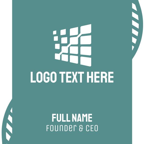 White Data Business Card
