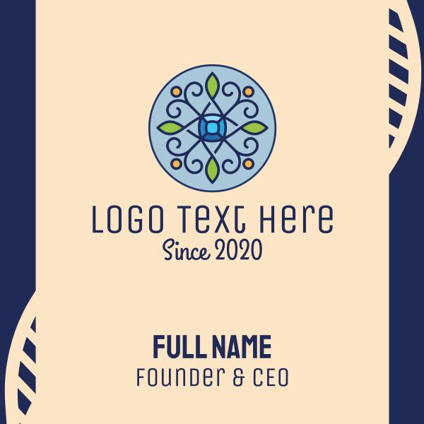 Luxury Jewelry Gem Business Card