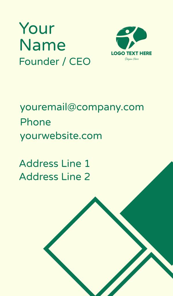 Human Pyschology Business Card
