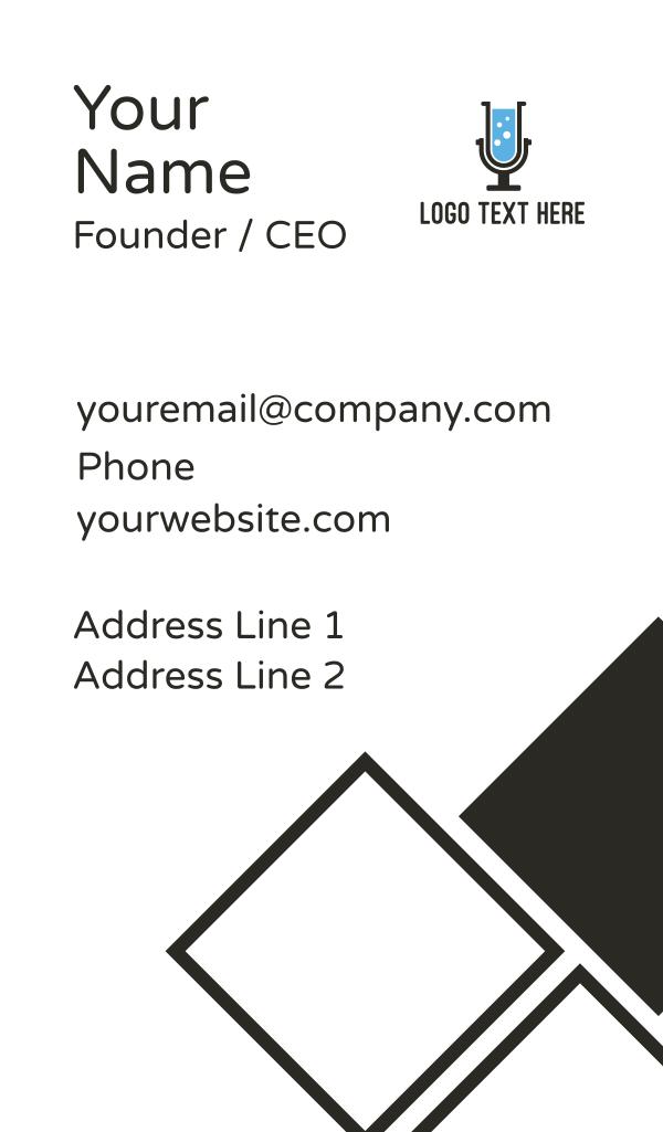 Lab Sound Business Card