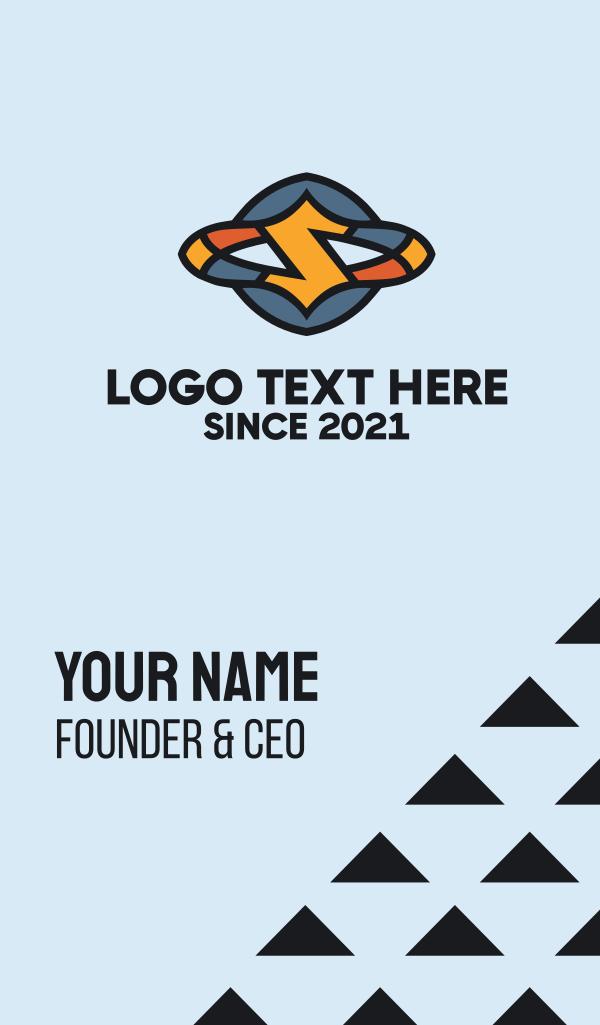 Super Planet Business Card