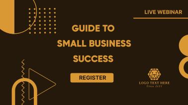 Live Business Webinar Facebook event cover