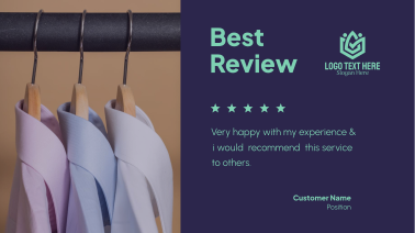Best Fashion Review Facebook event cover