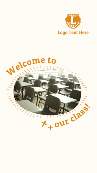 Welcome to our Class Facebook story