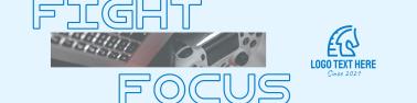 Fight Focus Twitch banner
