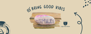Bring A Good Vibes Facebook cover