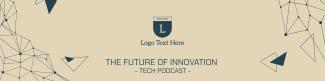 Technology Podcast LinkedIn banner