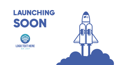 Launching Soon Facebook Event Cover