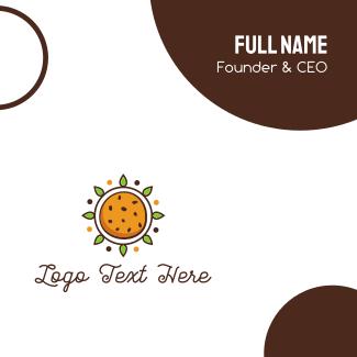 Sun Cookie Business Card