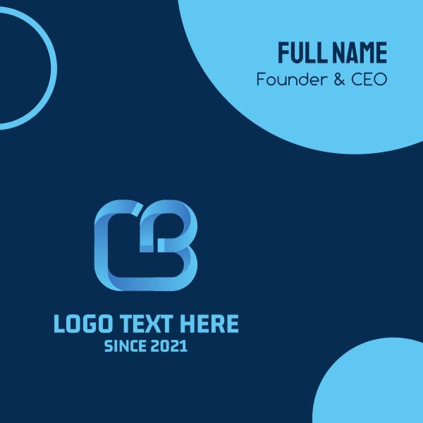 Creative CB Business Card