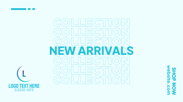New Arrivals Facebook event cover