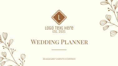Wedding Planner Facebook event cover