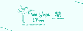Free Yoga Class Facebook cover