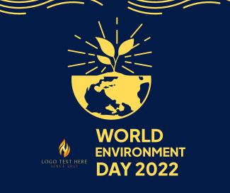 World Environment Day 2021 Facebook post