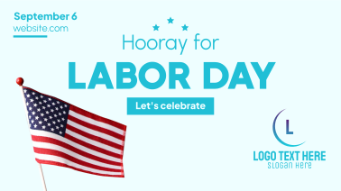Happy Labor Day Facebook event cover
