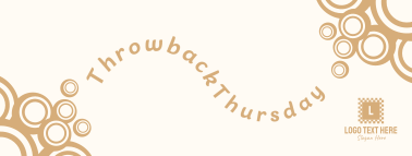 Retro Throwback Thursday  Facebook cover
