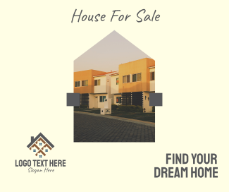 House for Sale Facebook post