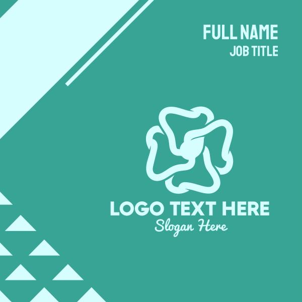 Dental Circle Business Card