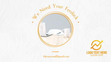 We Need Your Feedback Facebook event cover