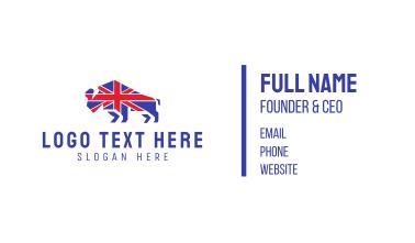 British Bison Business Card