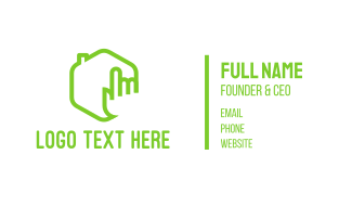 House Click Business Card