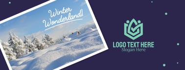 Winter Wonderland Facebook Cover