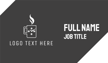 Coffee Time Business Card