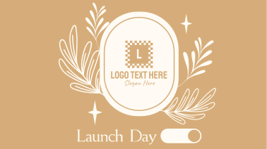 Business Launch Day Facebook Event Cover