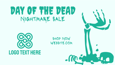 Day Of The Dead Sale Facebook event cover