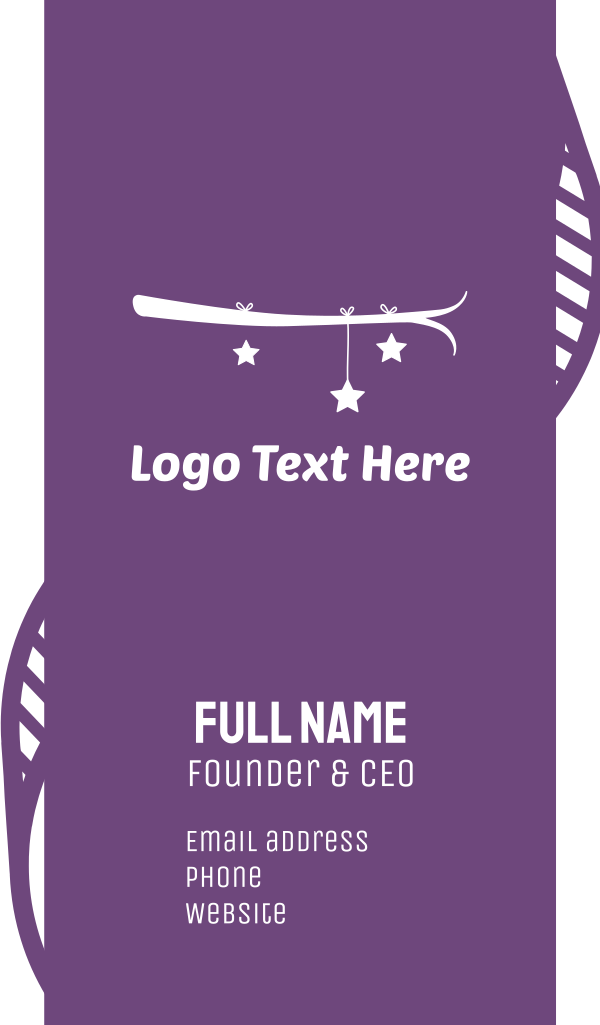 Branch & Stars Business Card