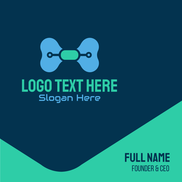 Bow Tie Tech Business Card