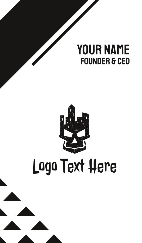 Death City Business Card