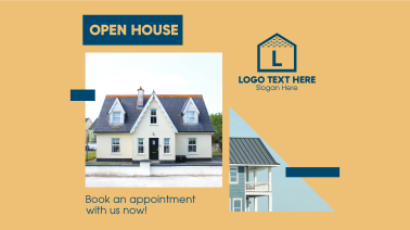 Just Listed Homes Facebook event cover