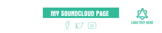 Simple and Generic SoundCloud banner