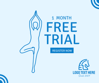 One Month Free Facebook post
